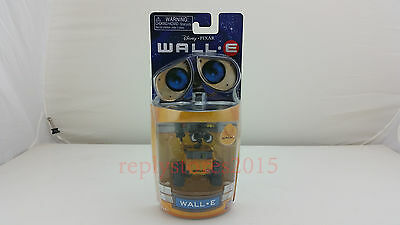 Disney Pixar Toys Do Older WALL-E Yellow Robot PVC Action Figure New In Box