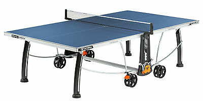 133615 CORNILLEAU Sport 300S Outdoor Weatherproof Table Tennis Table Blue