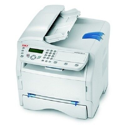 OKI FAX 2510 Compact Printer Copier Fax + SMS With 91% Toner 30 Days Warranty.