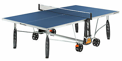 132655 CORNILLEAU Sport 250S Outdoor Weatherproof Table Tennis Table Blue