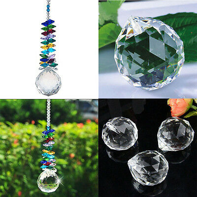 prisms, lamp repair, refurbishing, lamps, lighting, collectiblesnew glass crystal ball chandelier part prism hanging pendants home decoration