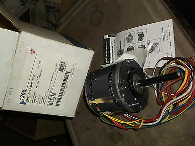 NEW US Motors Direct Drive Blower Motor 1268 *FREE SHIPPING*