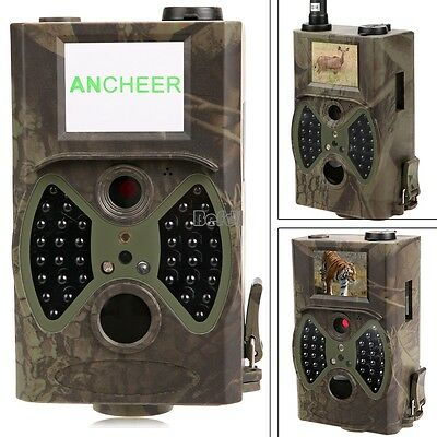 HC-300A 12MP IR Scouting Hunting Camera HD GPRS MMS GSM Scouting Trail Camera