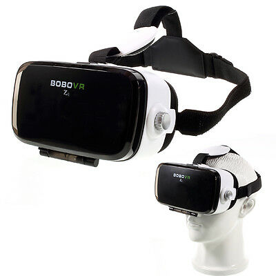 BOBO Z4 VR Virtual Reality 3D Glasses Private Theater for iPhone 6s/Samsung S7