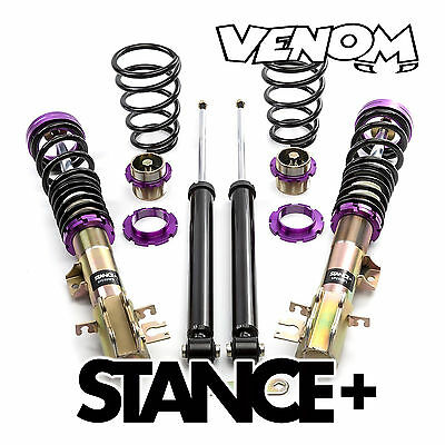 SPC029 Stance+ Coilovers Suspension Kit Vauxhall Corsa Mk 3 1.7 CDTi (D) 06-14