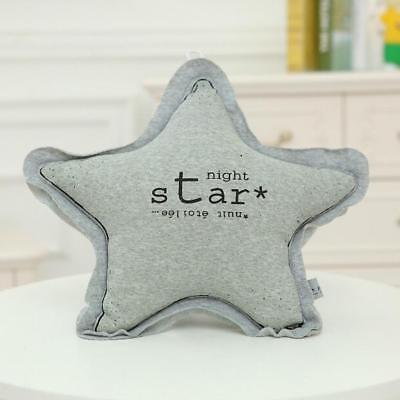 Glow In Dark Baby Back Cushion Big Star Infant Comforter Toy Throw Pillow