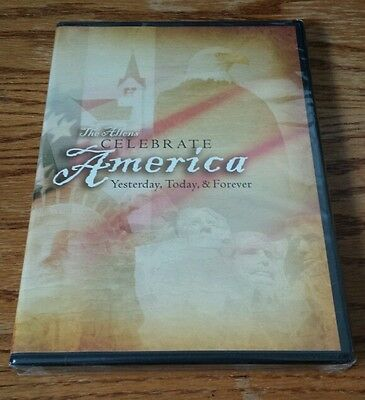The Allens Celebrate America: Yesterday, Today and Forever (DVD) ministries NEW