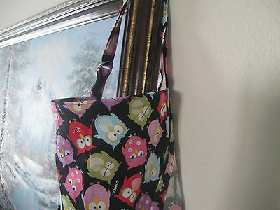 NEW  >NURSING COVER like HOOTER hider* BREASTFEEDING OWLS Moda XL 42X27""