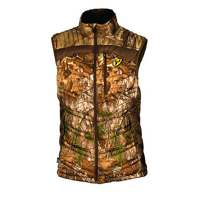 Scentblocker Thermic Vest, Color: Realtree Xtra (Thvxt)