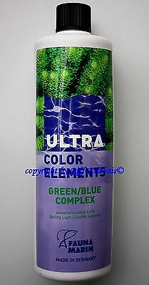 Ultra Color Elements Green / Blue Fauna Marin 250ml Spurenelemente 55,80€/L