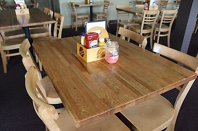 FOREVER JOINT RED Oak Butcher Block Top X X Wood - Oak butcher block table top