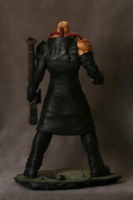Resident Evil Nemesis Statue By Hcg Brand New, Very Low Edition # 2!
