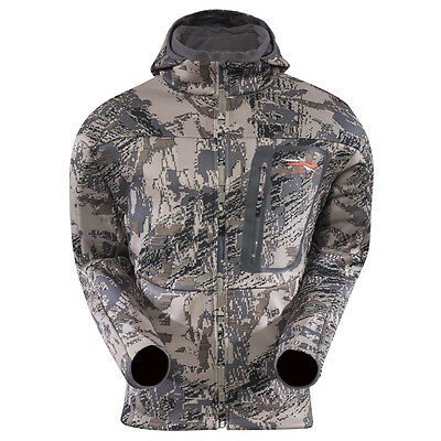 Sitka Optifade Open Country Traverse Cold Weather Hoody (70002-Ob)