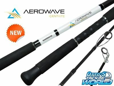 Shimano Aerowave Graphite Surf Spin Rod (1103) BRAND NEW at Otto's Tackle World