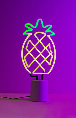 New Beginning Boutique Sunnylife Large Pineapple Neon Light