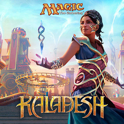 GERMAN Magic MTG Kaladesh KLD Factory Sealed Booster Box Pack Case the Gathering