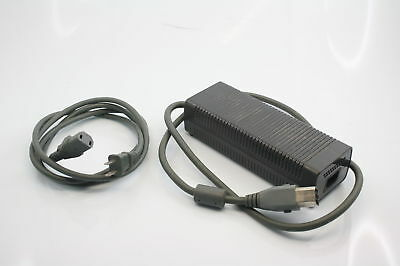 Microsoft Xbox 360 Console Grey AC Adapter 110v IN 12v OUT 203W /AC Cable