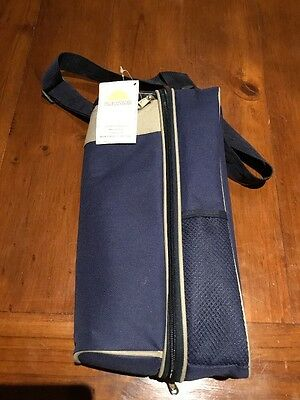 Wine Carrying Case 'Sundowner' Made By Primex