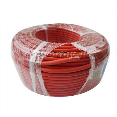 3M Red Copper Welding Cable 35mm² (2AWG) Battery Cable for Car Boat RV Home