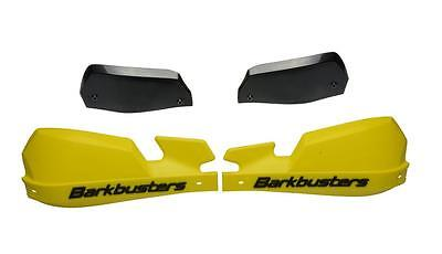 YELLOW VPS BARKBUSTERS HANDGUARDS for DUCATI SCRAMBLER CLASSIC 800, 2015 to 2019