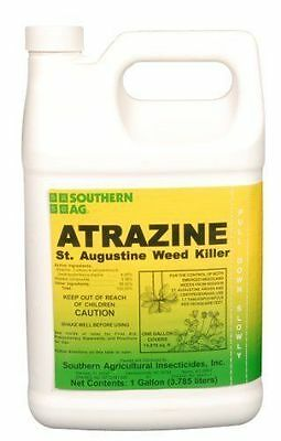 Atrazine Gallon Weed Killer Herbicide St. Augustine Centipede Grass Southern Ag