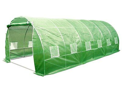 New Tunnel House Greenhouse 3m x 6m ships to NZ only