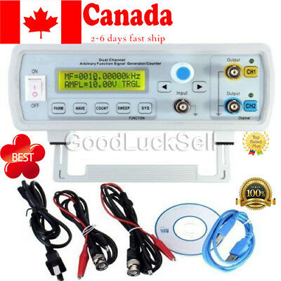24MHz Dual-Channel Arbitrary Waveform DDS Function Signal Generator FY3224S CA
