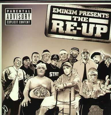 Eminem Presents : The Re-Up [2 LP] INTERSCOPE