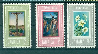 PAQUES - EASTER JAMAICA 1970 Art Tableaux