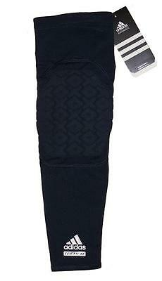 NWT Adidas Techfit Men's Basketball Padded Compression Arm Elbow Sleeve - Navy