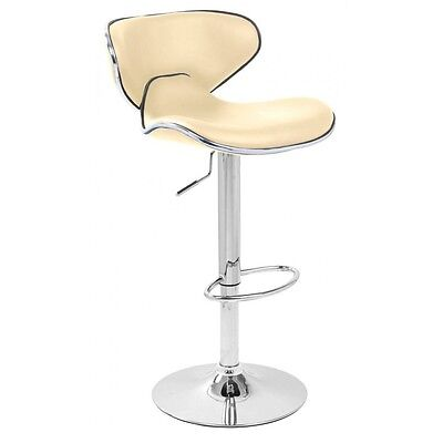 Two / Bar Stool Features Unique Style