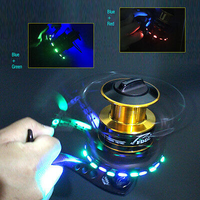 Spining Fishing Reel with an Extra Handle Sway Light Left/right Fishing Reels