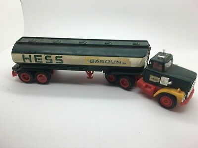 1978 HESS Tanker Truck, Cosmetic Issues
