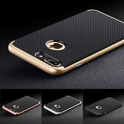Luxury Thin Hard Tough Shockproof Case Cover For Apple iPhone 7 & 7 Plus