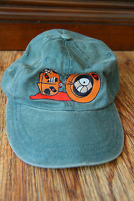 Vintage 1998 South Park They Killed Kenny Strapback Hat 90's Adjustable Rare