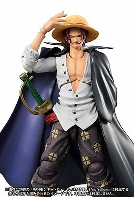 MegaHouse Variable Action Heroes One Piece Series Rob Ruch Action Figure
