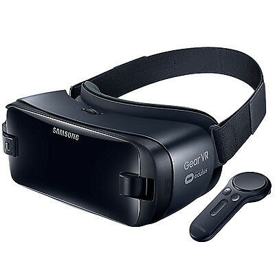 NEW Samsung Gear VR Glasses SM-R324 by Oculus+wireless controller