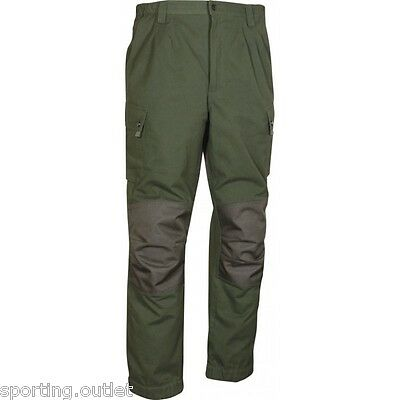 Jack Pyke Countryman Trousers Olive Green Waterproof Hardshell Hunting Shooting