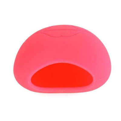 Sexy Lady Heart Silicone Lip Plumper Smooth Fuller Enhancer Beauty Makeup Tool