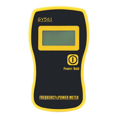 GY561 Mini Handheld Frequency Counter Meter Power Measuring for Two-way Radio BT