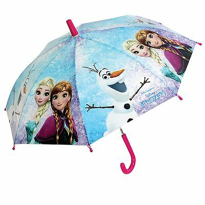 Disney Frozen Kids Childrens Brolly Umbrella 60CM