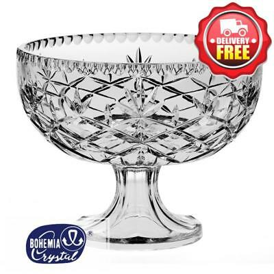 Bohemia Crystal Sheffield Comport Bowl 23cm | RRP $129