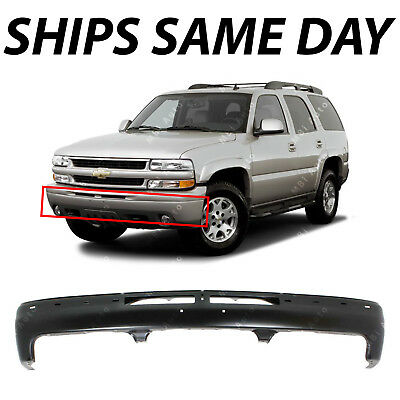 NEW Primered Steel Front Bumper Face Bar for 2000-2006 Suburban Tahoe Silverado