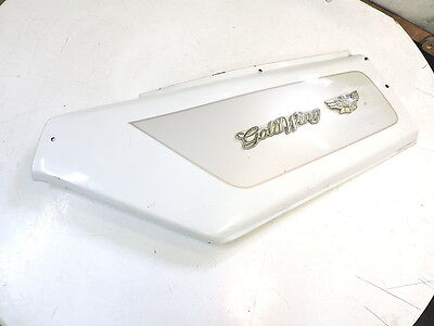Honda Goldwing Gl 1500 Gl1500 Cover Side Cover Frame Cover Left Cache Gauche 6