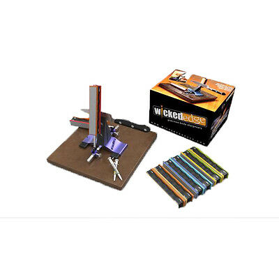 Wicked Edge  - Pro Pack I - Knife Sharpener Kit with Base included - WE100PR1