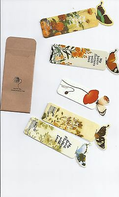 Butterfly Bookmark  Gift Book Marker Stationery Gift Realist