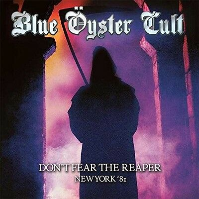 Don't Fear The Reaper: The Best Of Blue Öyster Cult — Blue ...