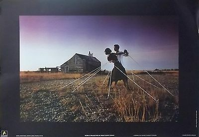 Hipgnosis 25x35 A Collection Of Great Dance Songs Poster 1981 Pink Floyd