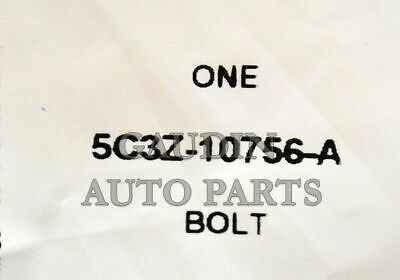 New Genuine Ford OEM Battery Clamp BOLT 5C3Z10756A
