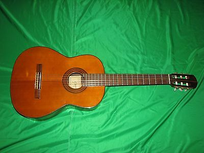 Vintage Early 70's Greco GR122 Classical Acoustic Guitar Made in Japan